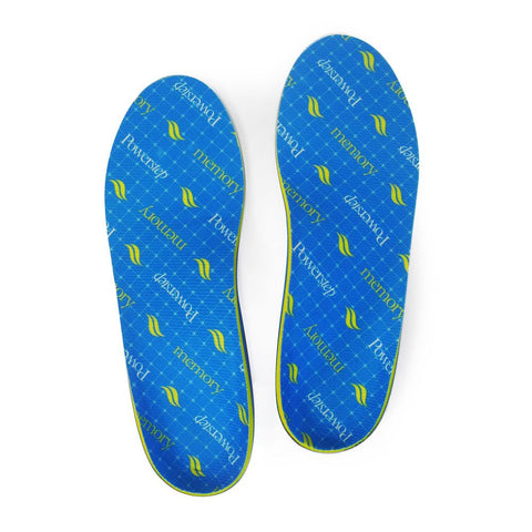 Powerstep® Memory Foam Insoles