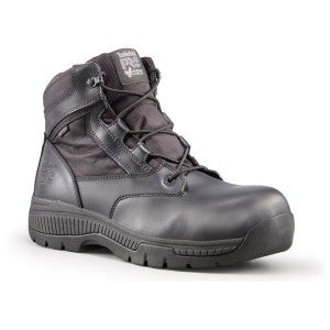 Timberland PRO Valor Duty Black Tactical Boots - Intermountain Safety Shoe