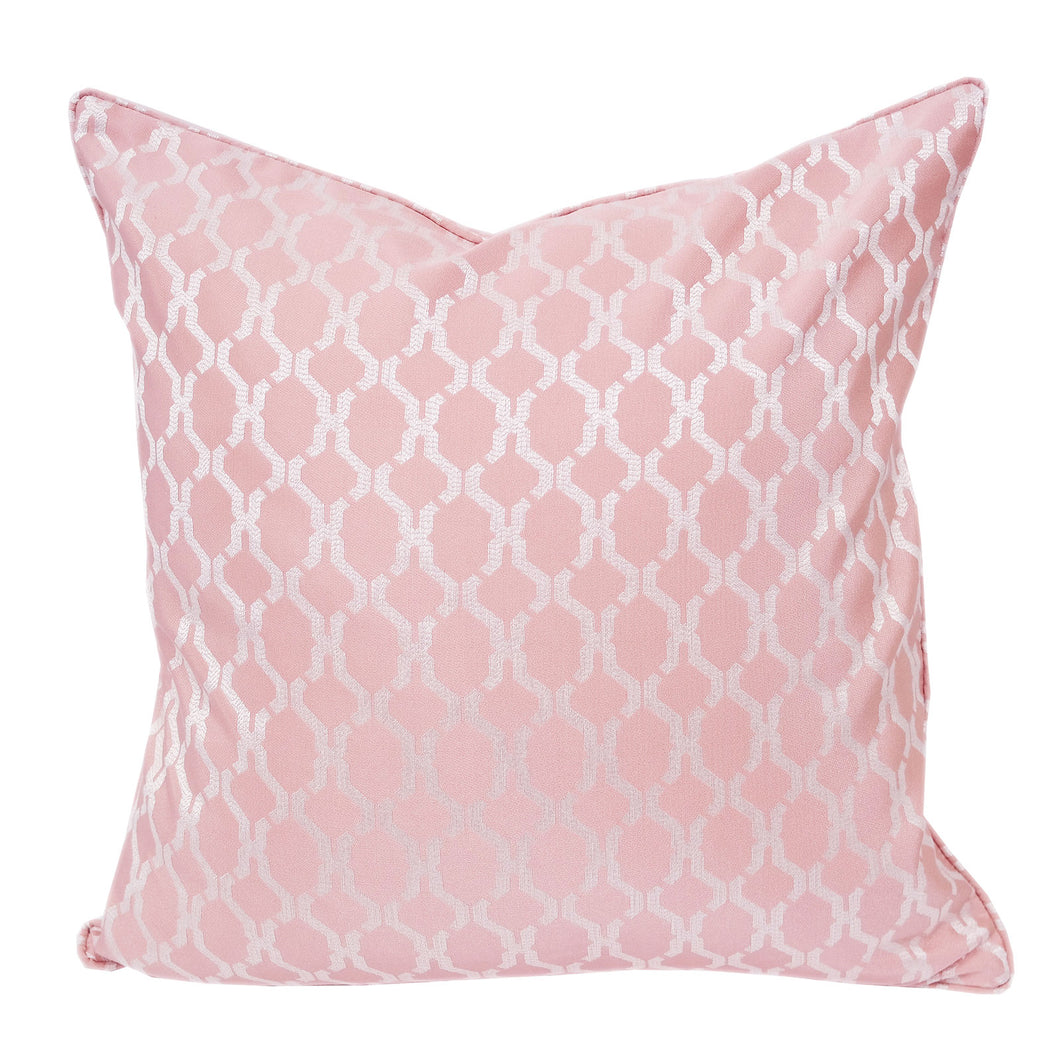 honeycomb woven pillow the whites lane jacquard pillows vesper p throw