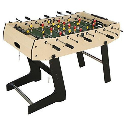 HLC 4ft Folding Foosball Table
