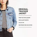 Levi's Women's Original Trucker Jacket, Sweet Jane, Medium