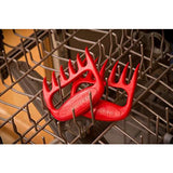 The Original Bear Paws Shredder Claws - Easily Lift, Handle, Shred, and Cut Meats - Unique