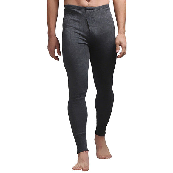 HEAT HOLDERS - Mens Winter Warm Thermal Underwear Pants Long Johns Bottoms (XX-Large: 42-44