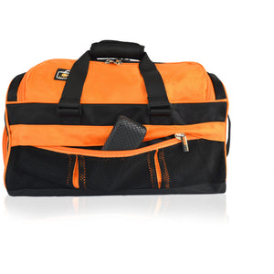 Life is Disorganized, This Bag Isn't - Patented Clean2Dirty Duffelbag with Shoe Compartment