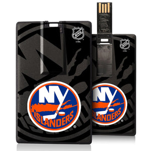 New York Islanders Credit Card USB Drive