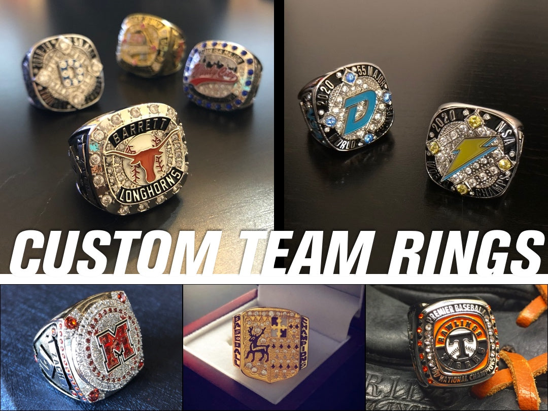 First Place Collectibles, Championship Rings, Ring, Custom Ring, Team Ring, National Championship, World Series Ring, Tournament, Ring Tournament, Baseball, Softball, Football, Soccer, Lacrosse