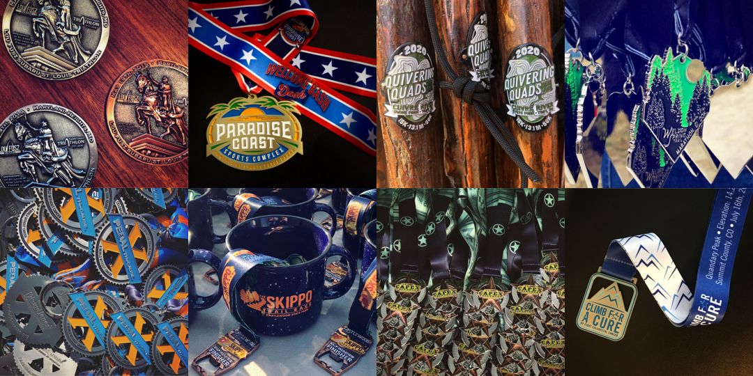 Custom, Design, Logo, Racing, Race Awards, Race Directors, Finish Line, Medals, Medallions, Award, Marathon, Race Directors, Trail Runner, Trail Running, Half Marathon, Trithlon, 5K, 10K, 2K, Fun Run, Honors, First Place Collectibles