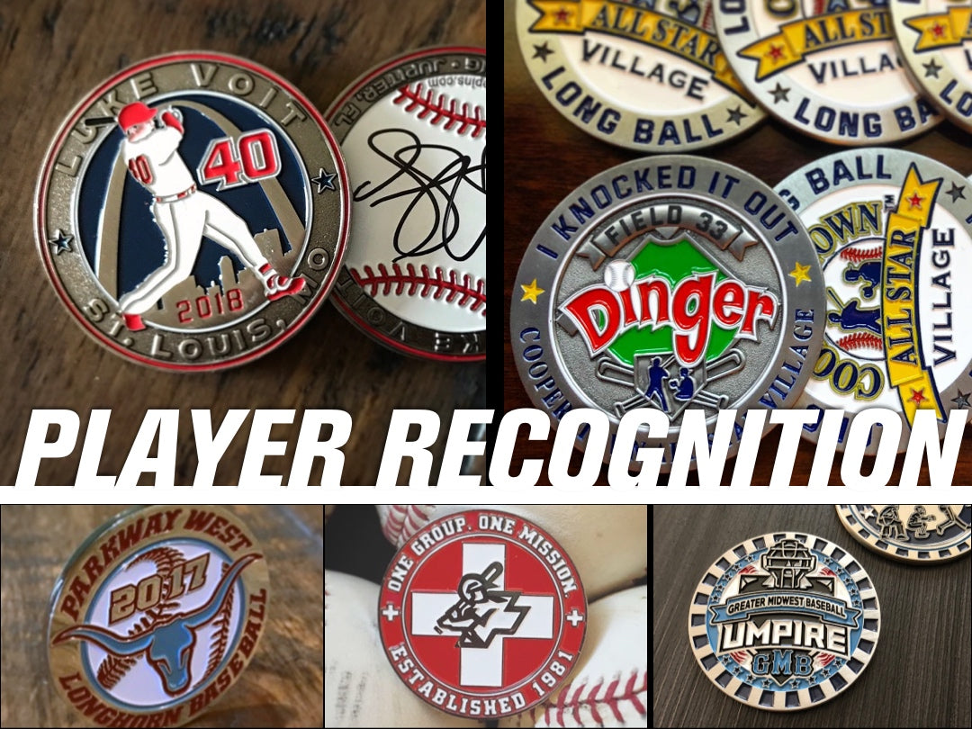 First Place Collectibles, Custom Coins, Commemorative, Coins, Die Cast, Collectible, Player Awards, Challenge Coin