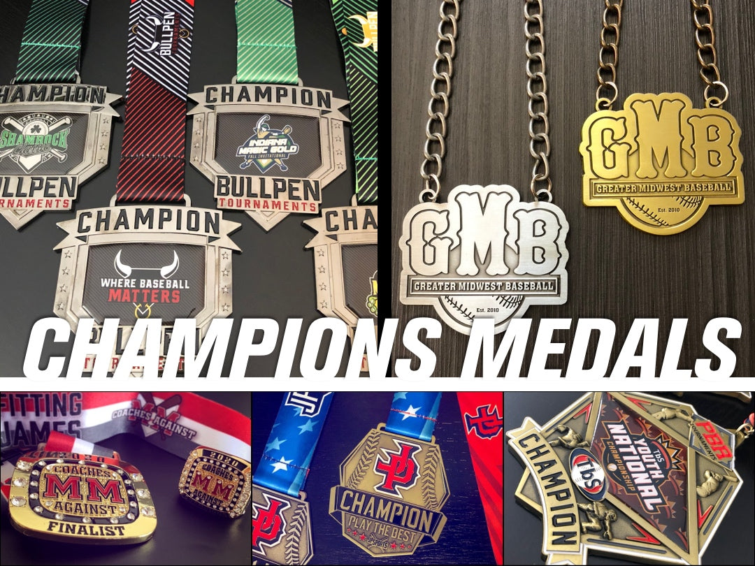 First Place Collectibles, custom, medals, champions, finalist, design, finisher medal, tournament medal, first place, 2nd place, ribbon, medals, medallion