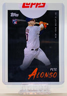 Pete Alonso 2019 Topps Now Cyber Weekend Bonus RC SP #4 of 8 Rookie PR /1000