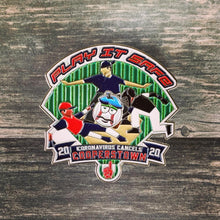 Coronavirus Cancels Cooperstown PINS (TEAM QTY: 15x Set of 3)