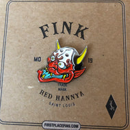 FINK Red Hannya