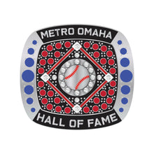 METRO OMAHA HALL OF FAME Rings (Silver)