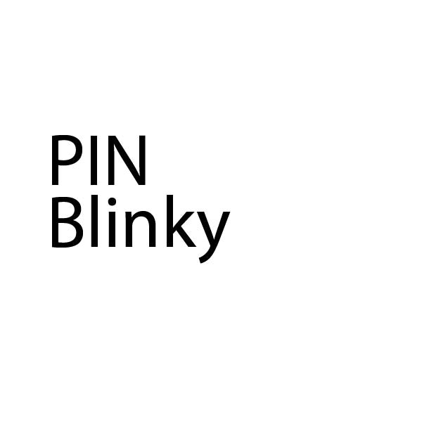 Pin Sizzle - Blinky - 2 Lights