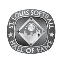 STL Softball HALL OF FAME Rings