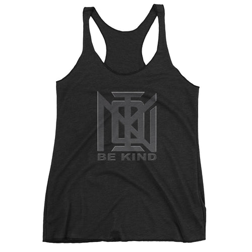 KIND Tanks -Dark Font- Ladies