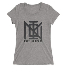 KIND T's -Dark Font -Ladies