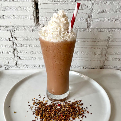 Chocolate Chip Chai Frappe