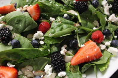 Wild Berry Vinaigrette