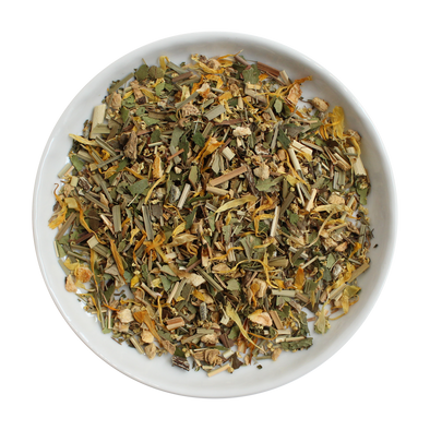 Relieve Loose Leaf Organic Herbal Tisane