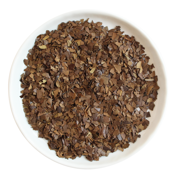 Dark Yaupon Loose Leaf Organic Caffeinated Herbal Tisane