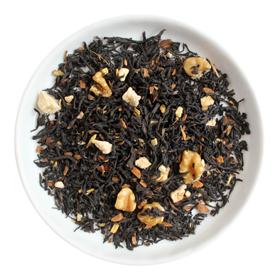 Bananas Foster Loose Leaf Organic Black Tea