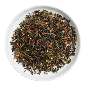 Chilly Pepper Loose Leaf Organic Pu-erh Tea