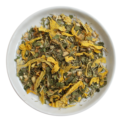 Citrus Spritz Loose Leaf Organic Herbal Tisane