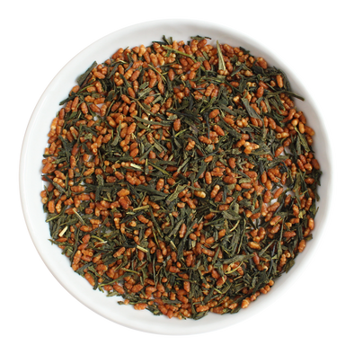 Genmai Cha Loose Leaf Organic Green Tea