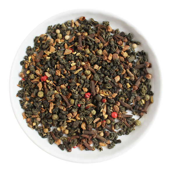 Green Chai Loose Leaf Organic Green Tea