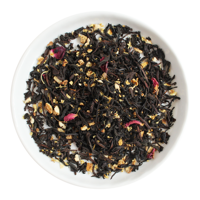 Grey Loose Leaf Organic Black Tea