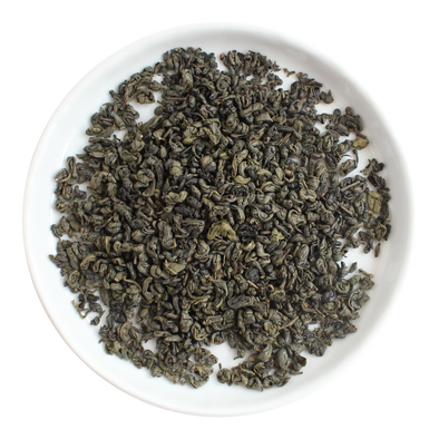 Gunpowder Loose Leaf Organic Green Tea