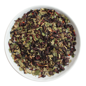 Hibiscus Lemonade Loose Leaf Organic Herbal Tisane