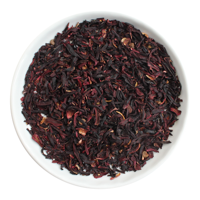 Hibiscus Loose Leaf Organic Herbal Tisane