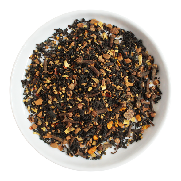 Masala Chai Loose Leaf Organic Black Tea