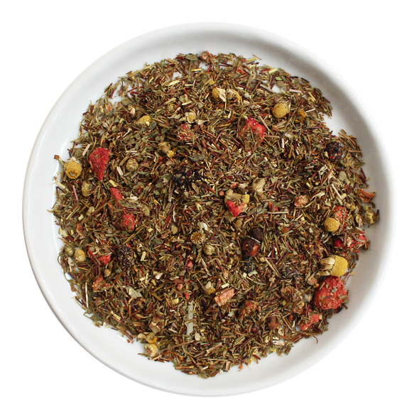 Strawberry Fields Loose Leaf Organic Rooibos Tisane