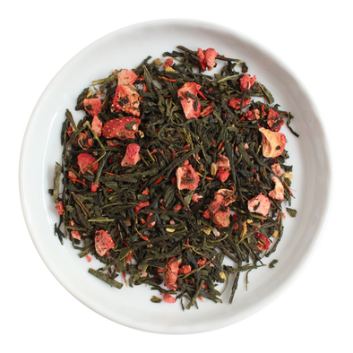 Sunrise Loose Leaf Organic Green Tea
