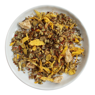 Tropical Nectar Loose Leaf Organic Herbal Tisane