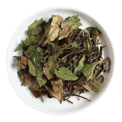 White Peony Loose Leaf Organic White Tea