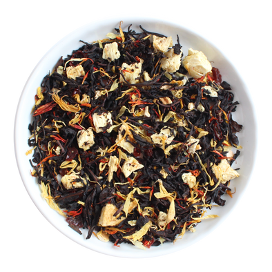 Mango Tango Loose Leaf Organic Black Tea