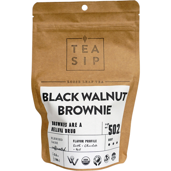 Black Walnut Brownie