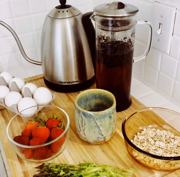 Simple Brew Teapot