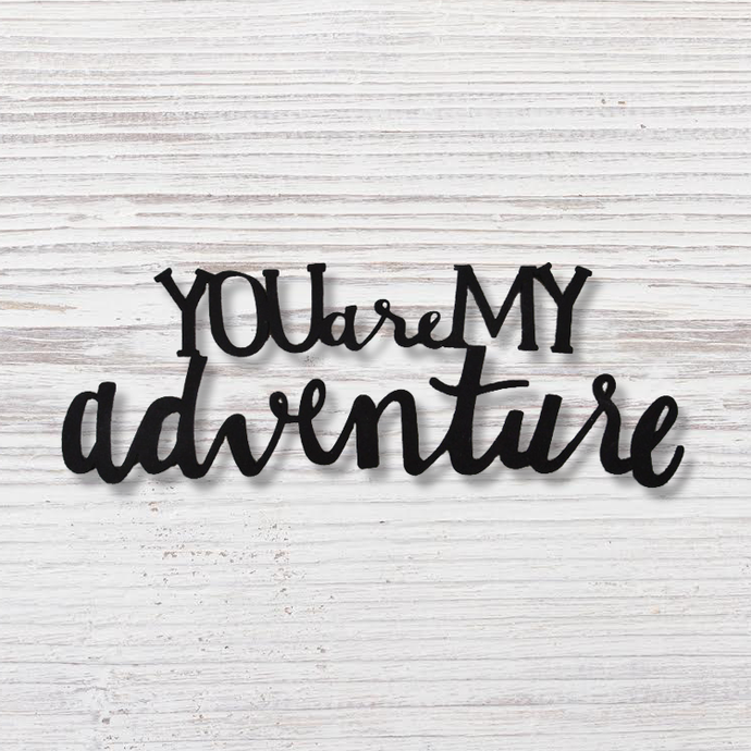 You are my adventure magnet