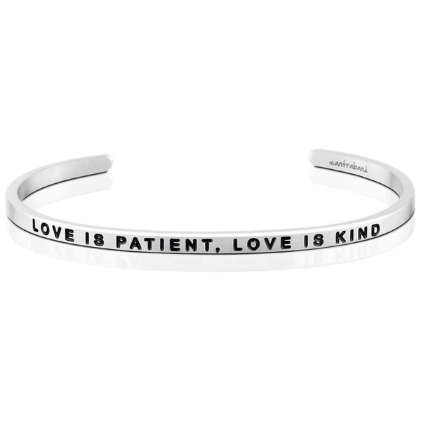 Love is Patient, Love is Kind