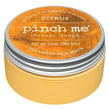 Pinch Me Therapy Dough: Citrus