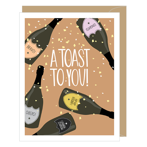 Toast to You