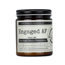 "Engaged AF - Infused with ""The Same Penis Forever..."""