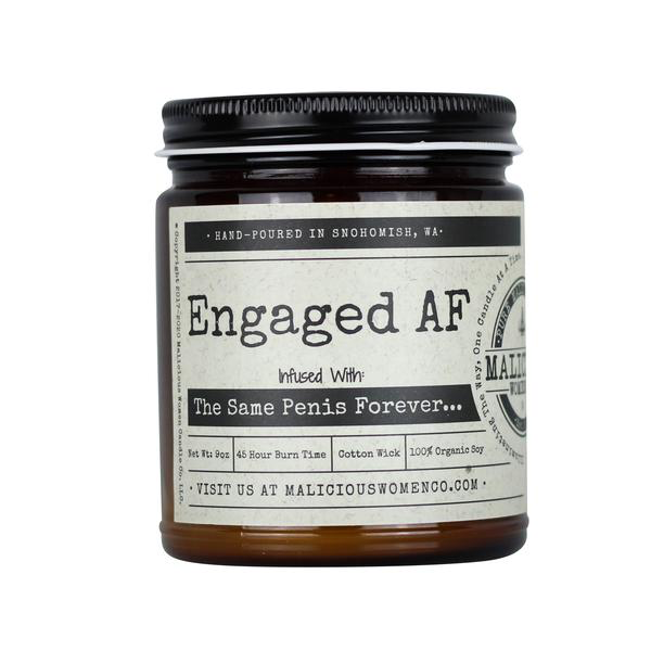 Engaged AF - Infused with