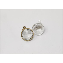 Clear Crystal Accent Charm