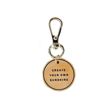 Keychain Charms - Multiple Sayings Available